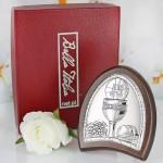 srebrne pamiątki I Komunii Świętej