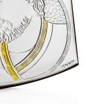 obrazek srebrny na wyjątkowy prezent