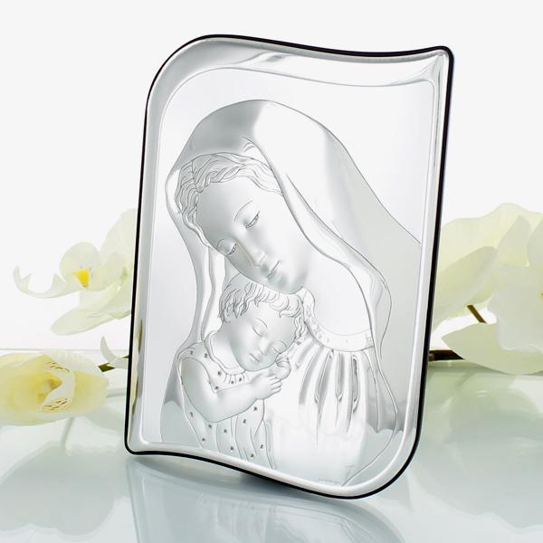 obrazek z Matką Boską