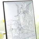 srebrne pamiątki chrztu świętego