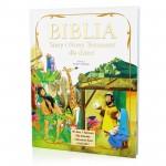 spersonalizowana biblia na komunię