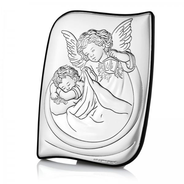 obrazek na komunię anioł stróż na prezent na komunię